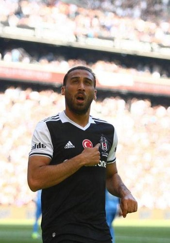 Beşiktaş Adidas maillot noir 16-17 (extérieur)