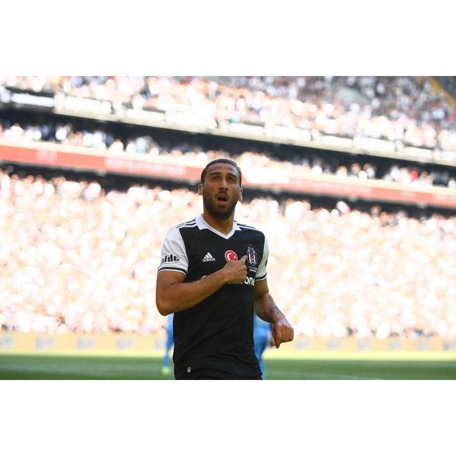 Beşiktaş Adidas trikot schwarz 16-17 (auswarts)
