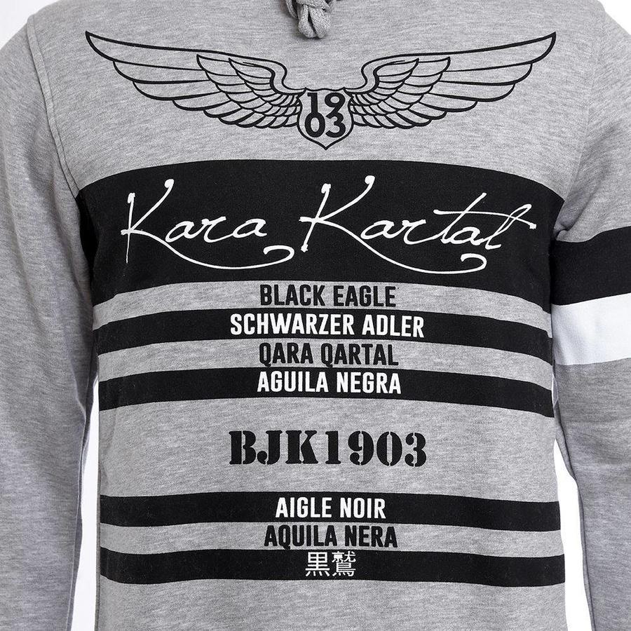 Beşiktaş Hooded Sweater Heren 7718271