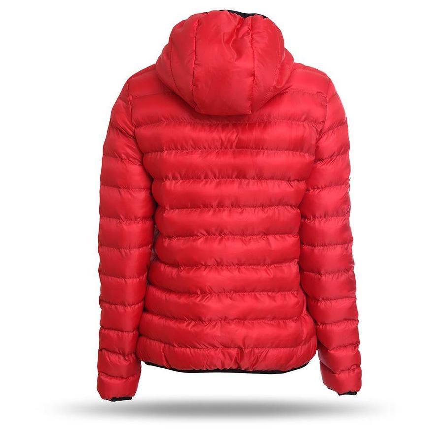 Beşiktaş Jacke Damen 8718606 Rot