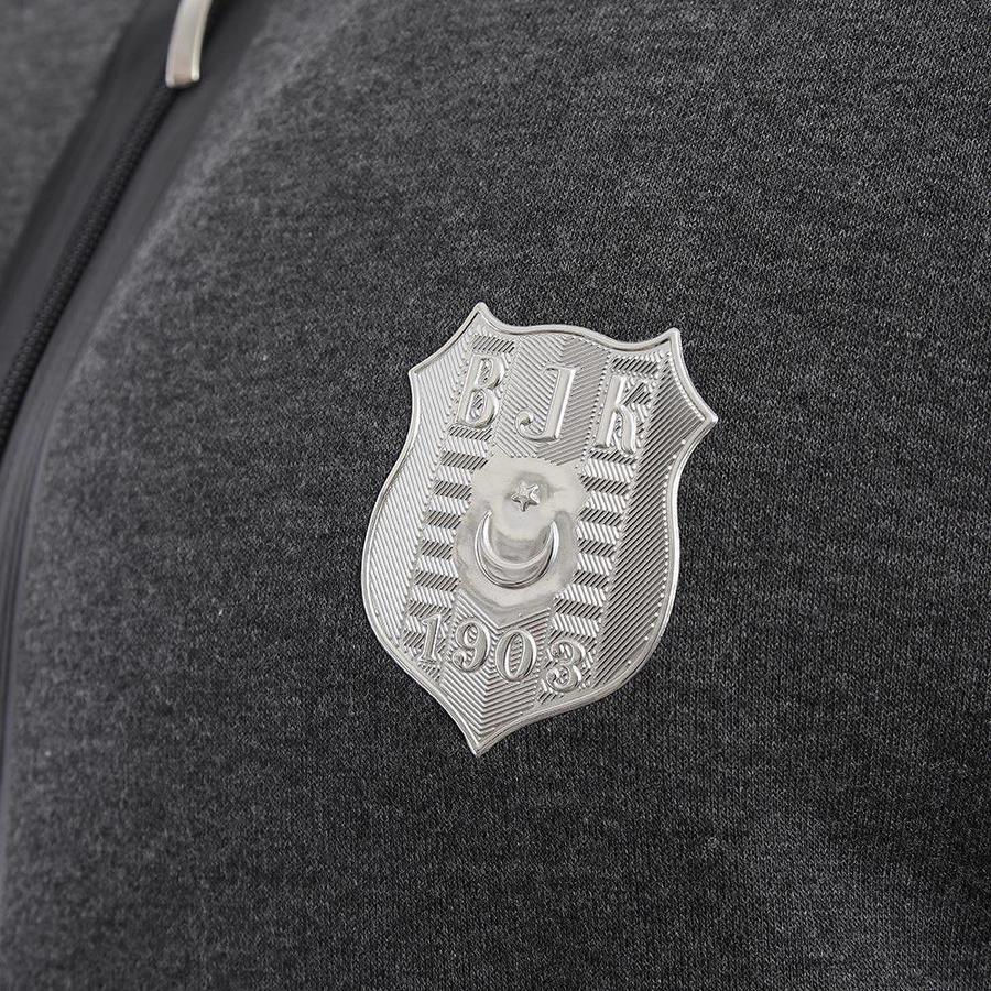 Beşiktaş Herensweater met rits 7718254