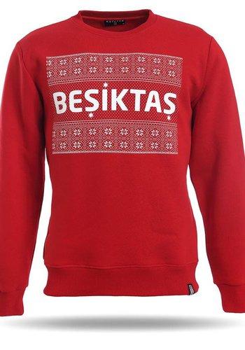 Beşiktaş Mens New Year Sweater
