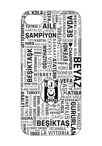 Beşiktaş IPHONE 7 / IPHONE 8 HİSSET