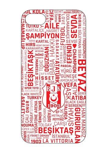 Beşiktaş IPHONE 7 HİSSET Rood