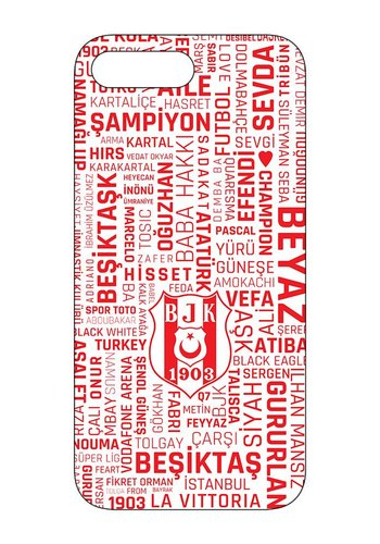 Beşiktaş IPHONE 7 PLUS HİSSET Rot