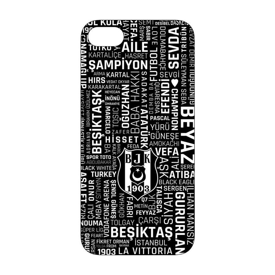Beşiktaş IPHONE 7 / IPHONE 8 HİSSET Schwarz