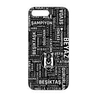 Beşiktaş IPHONE 7 / 8  PLUS HİSSET Schwarz