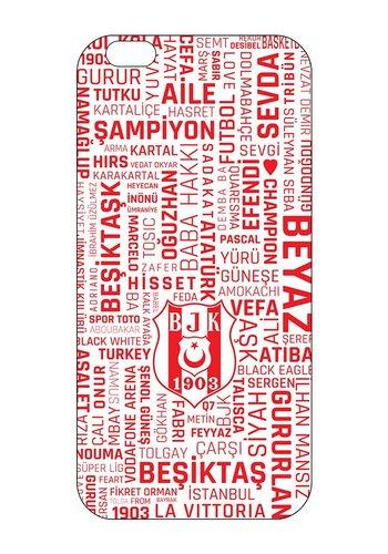 BJK IPHONE 6 PLUS HİSSET RED