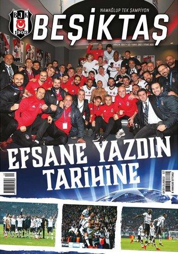 Beşiktaş Zeitschrift 2017/12