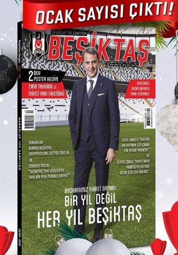 Beşiktaş Magazine 2018/01