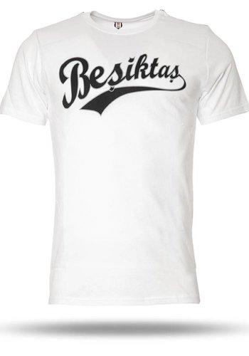 Beşiktaş Mens College T-Shirt 7718101 White