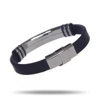 Beşiktaş Leder Armband 03