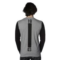 Beşiktaş gewaschenes langarmshirt herren 7818159