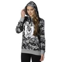Beşiktaş camouflage hooded sweater Dames 8818203