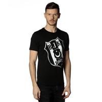 Beşiktaş Diagonale Logo T-Shirt Herren 7818105
