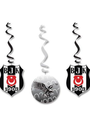 Beşiktaş Logo Aussmückung
