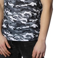 Beşiktaş Camouflage Polo T-Shirt Herren 7818155