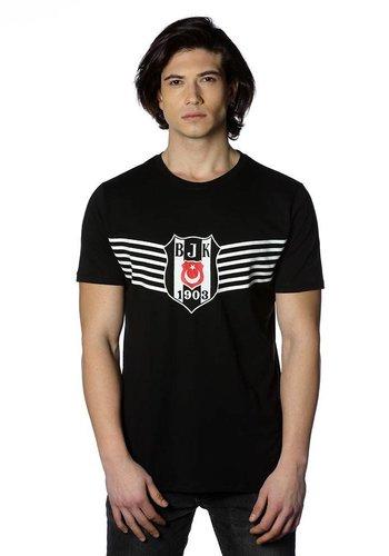 BEŞİKTAŞ ZAFER LOGO ERKEK T-SHIRT 7818114 Siyah