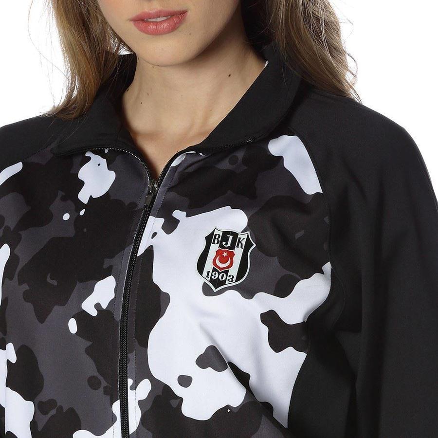 Beşiktaş Camouflage Trainingsanzug Damen 8818350
