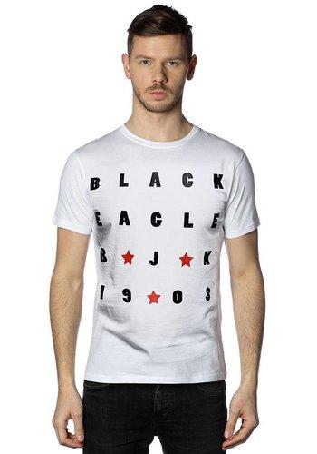 Beşiktaş Wand T-Shirt Herren 7818134 Weiβ