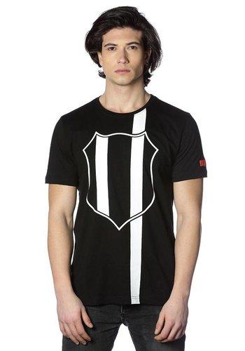 Beşiktaş Vertikal Linielogo T-Shirt Herren 7818115