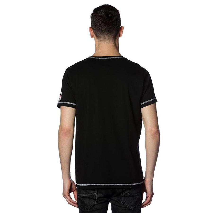 Beşiktaş Adler T-Shirt  Herren 7818125 Schwarz