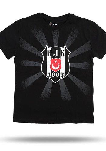 Beşiktaş Kids Sun Logo T-Shirt 6818107 Black