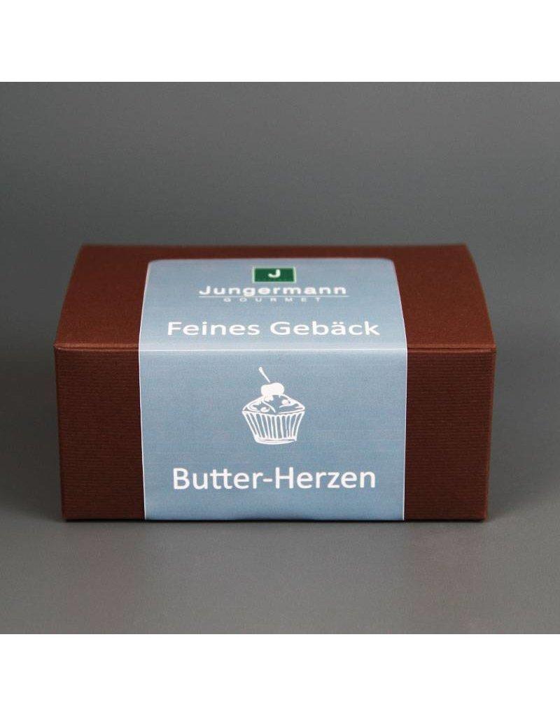 Butterherzen 150g