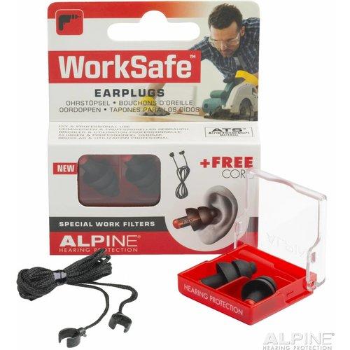 WorkSafe oordopjes