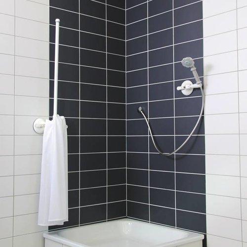 Opklapbare steunen, handvatten, leuningen die je badkamer veilig ...