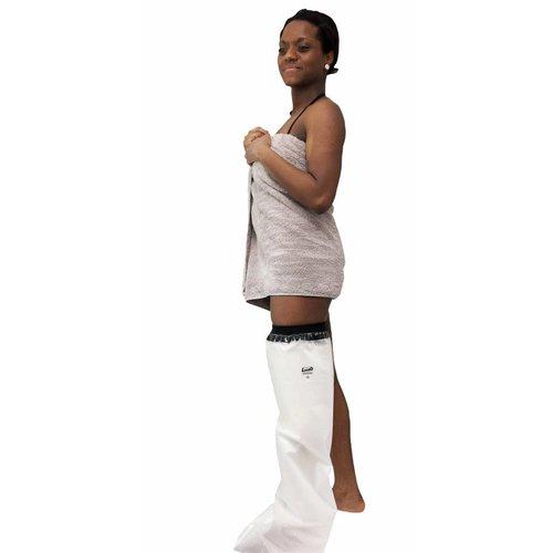 Gipsbescherming volledig been