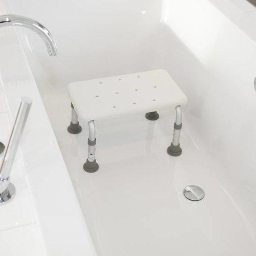 Badplanken en badzitjes