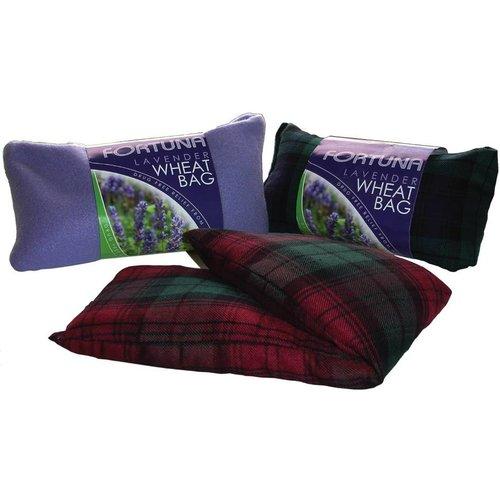 Warmte zakje met tarwekorrels (lavendel)