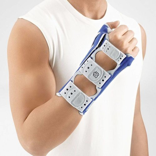 ManuLoc Rhizo brace voor de stabilisatie van de pols en de duim