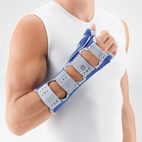 Armbrace voor een verhoogde stabilisatie van het polsgewricht en de duim
