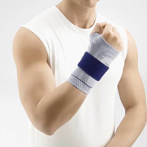 ManuTrain actieve bandage ter ontlasting en stabilisatie van de pols