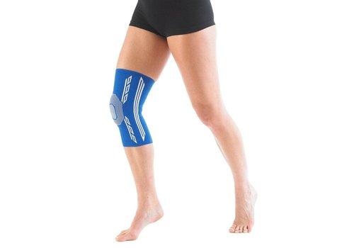 Kniebrace met siliconen ondersteuning Airflow Plus