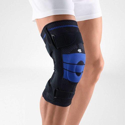 GenuTrain® S actieve kniebrace voor het kniegewricht met kniescharnieren