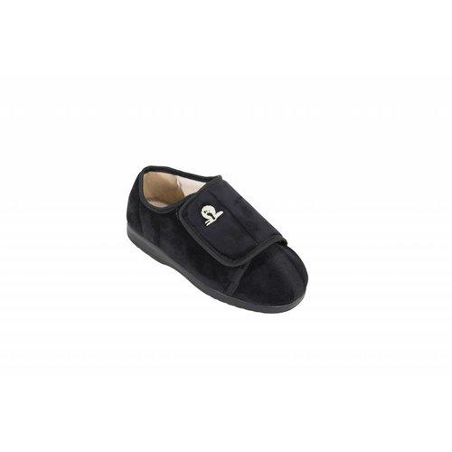 Luxe pantoffel (hoog of laag model)