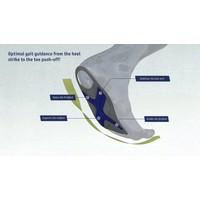 Orthopedische Steunzolen Prefab - Ergopad® Weightflex - Bauerfeind (wasbaar in wasmachine)