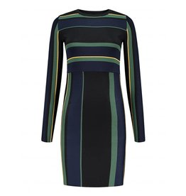 NIKKIE NIKKIE Jendy Fitted Dress Multicolour
