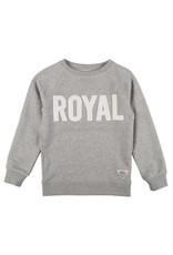 Rumbl! Rumbl! 04611 Royal sweatshirt