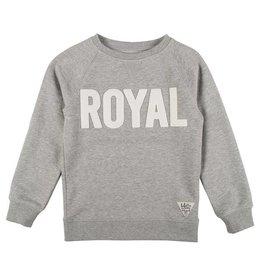 Rumbl! Rumbl! Royal sweatshirt