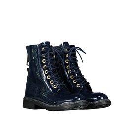 NIKKIE Nikkie Denver Boots Navy