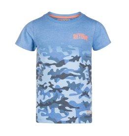 Retour Jeans Blauw Retour Erwin Shirt