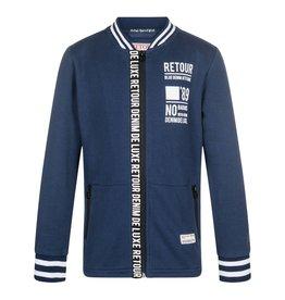 Retour Jeans Blauw Retour Elvino Vest