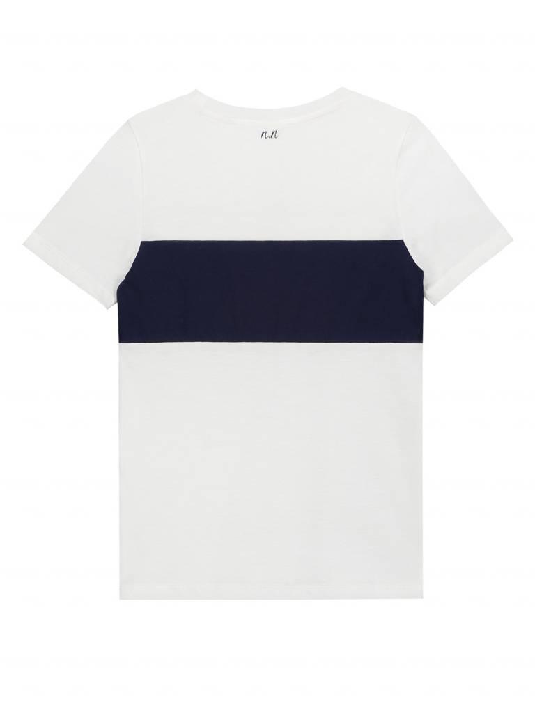 NIK & NIK Wit Nik&Nik Lamar T-shirt