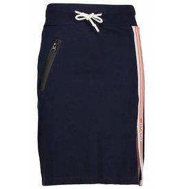 NoBell Blauwe Nobell Nenna fitted skirt