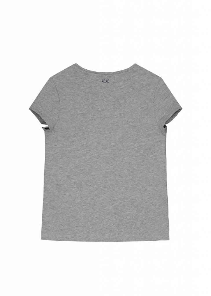 NIK & NIK Grijs Nik&Nik Lillian T-Shirt
