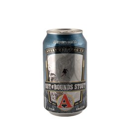 Avery Out of Bounds Stout 35.5cl